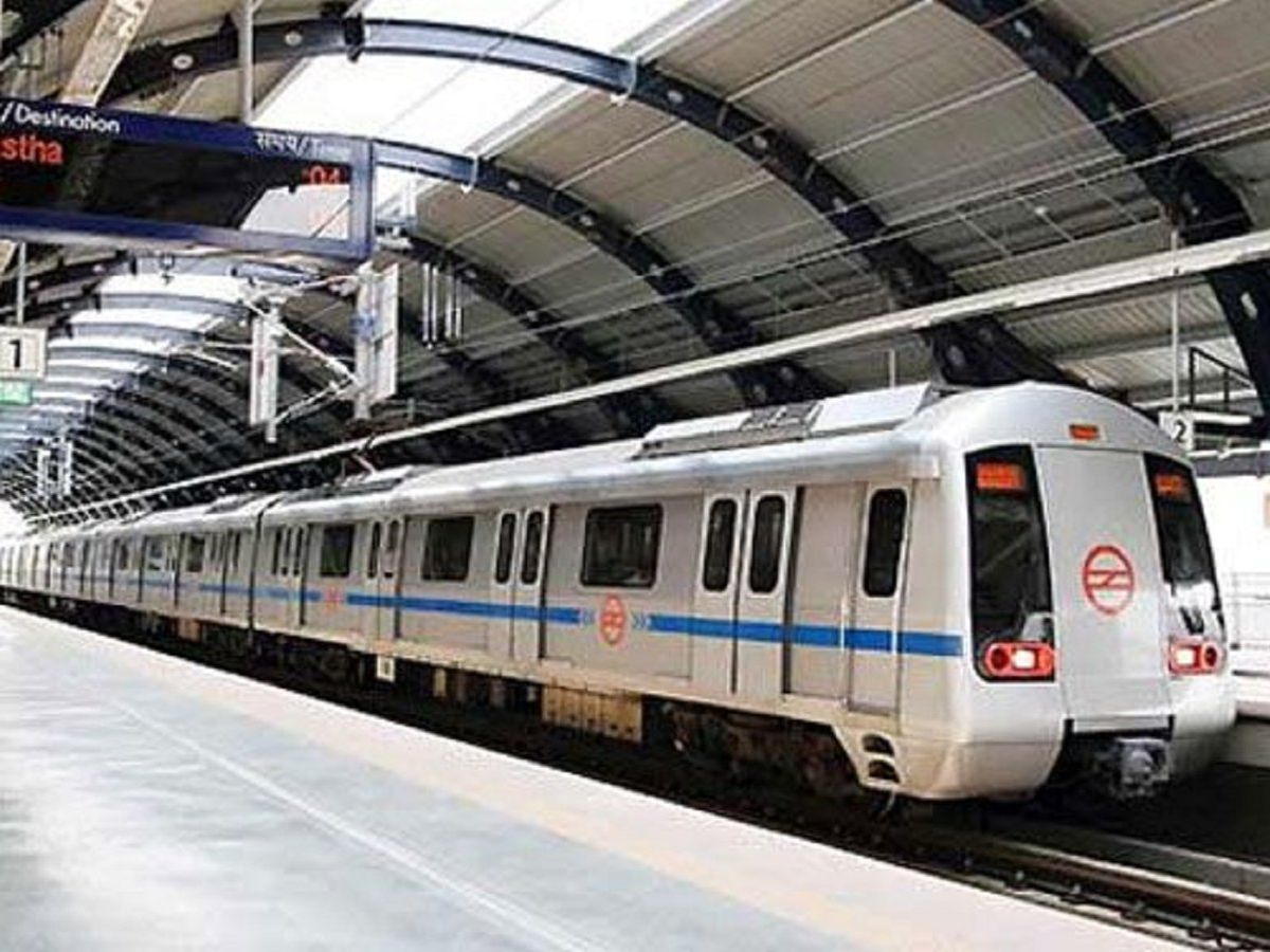 Delhi Metro back on Track Now