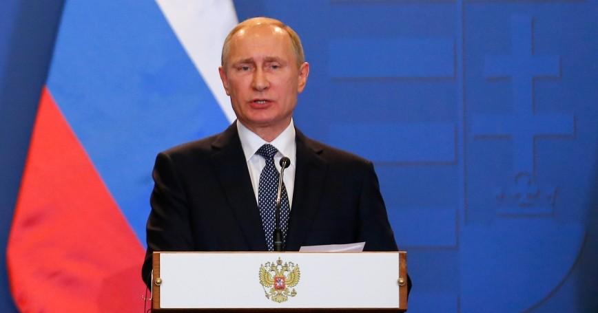 Russia Prime Minister Speech