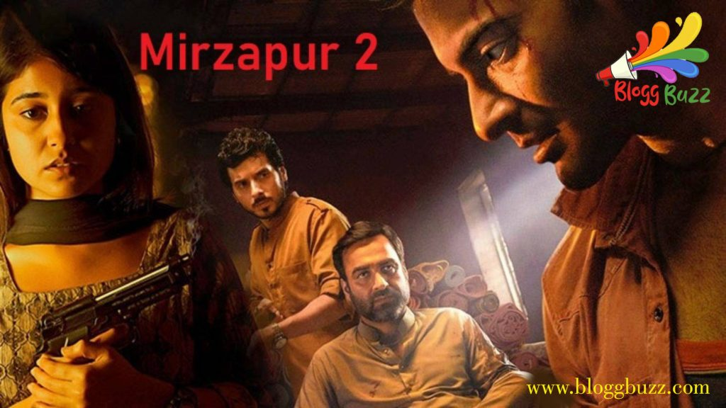 What is the releasing date of Mirzapur season 2 ?