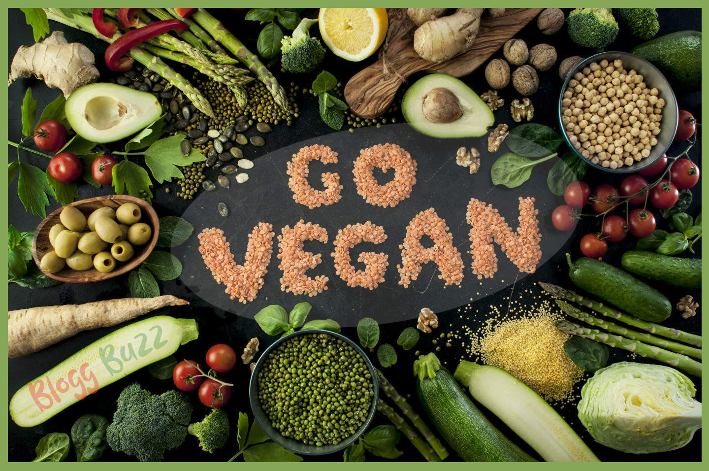 Why Vegan diet is in trend ?