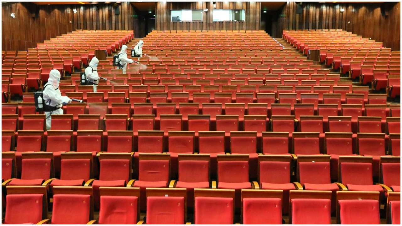 Cinema halls to reopen from October 15 with 50% seating capacity