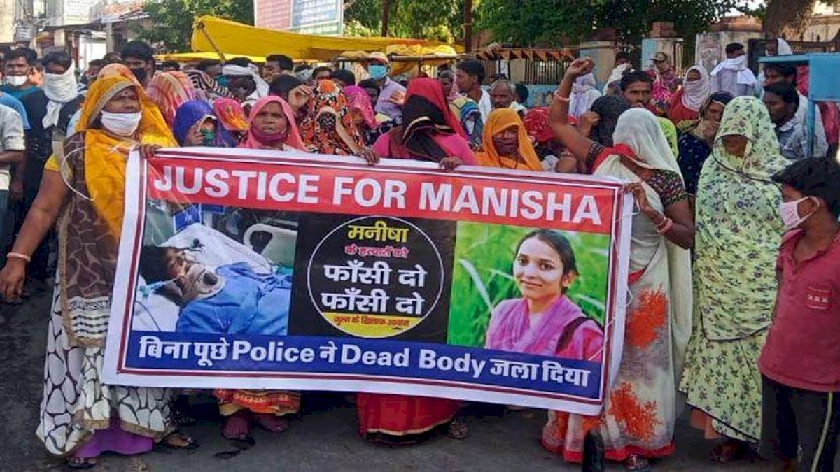 Hathras gang-rape: FIR against 200 people for violating Section 144
