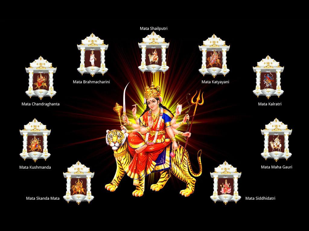 Navratri Ke Har Din Ki Vyakhyaa Aur Puja Vidhi