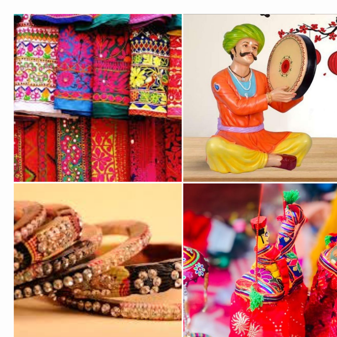 HandiCraft culture of Rajasthan