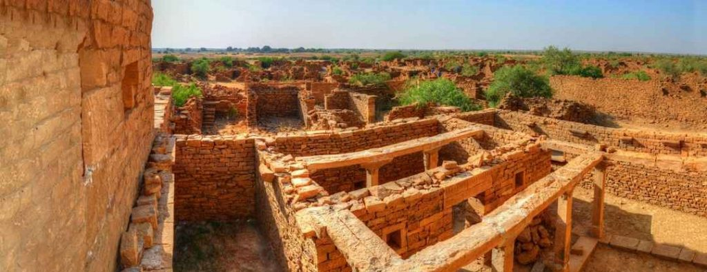 Mysterious tales of Kuldhara