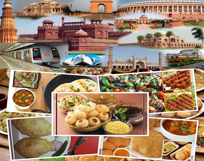 Top 10 Dishes Of Delhi | Delhi Mouth Watering Dishes