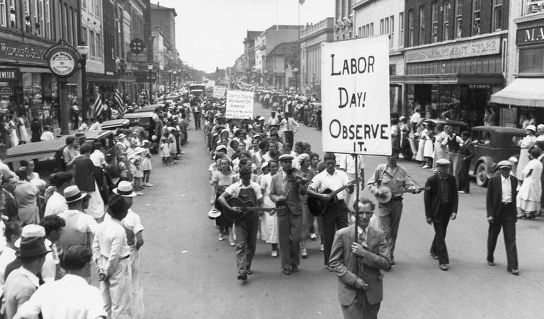 Why Labour Day Is Celebrated Every 1 May