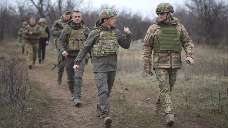 Russia Withdraw Troops From Ukraine Border
