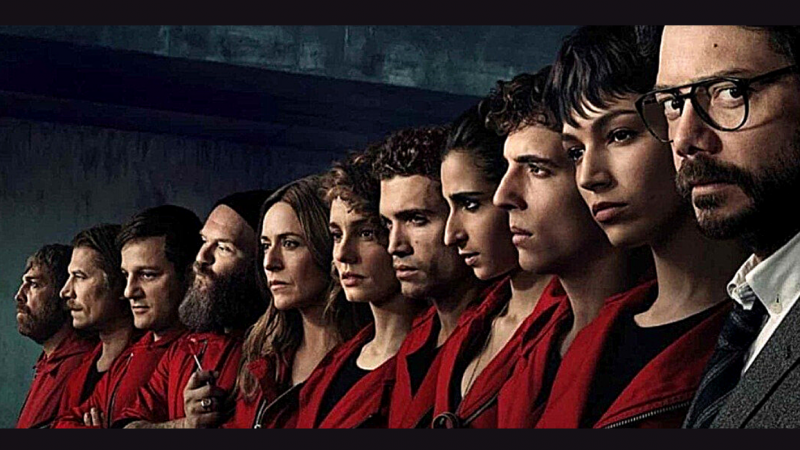 MONEY HEIST SEASON 5: RELEASE DATE, CAST & EVERYTHING YOU NEED TO KNOW