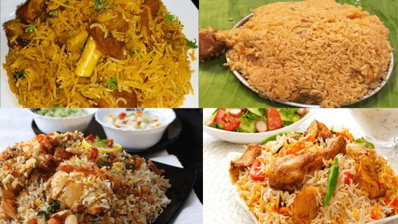 10 Types Of Biryani Everyone Must Try