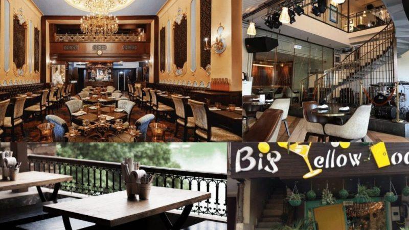 Top Cafes in Delhi