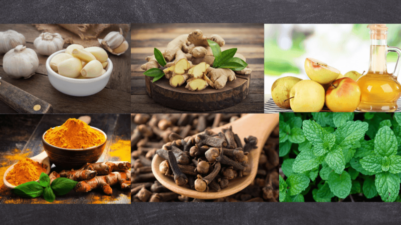10 BEST NATURAL PAIN KILLERS IN YOUR KITCHEN TO SOOTHE THE PAIN