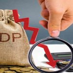 effect of COVID-19 on GDP of India