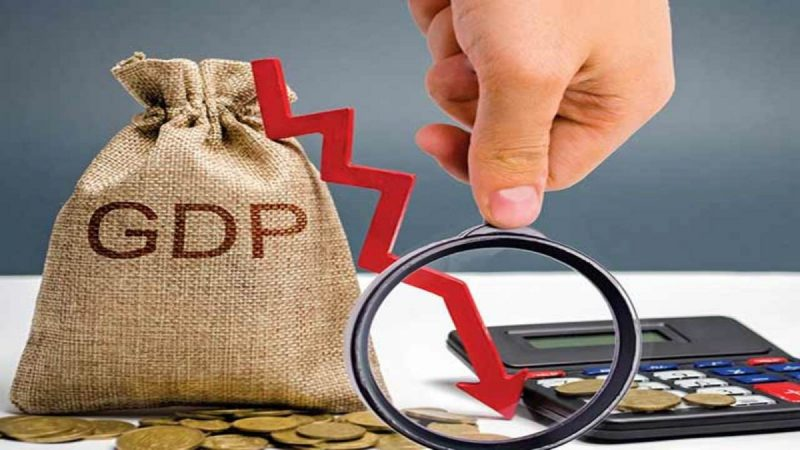 WHAT ARE THE EFFECT OF COVID-19 ON GDP OF INDIA?